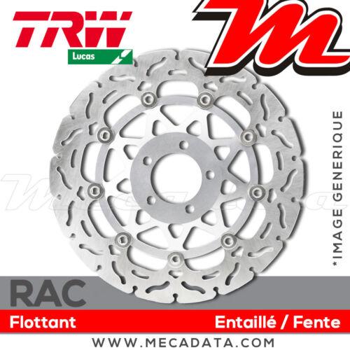 EX650C 2011 Disque de frein Avant TRW MSW 274 RAC Kawasaki ER-6 650 F ABS