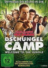 Dschungelcamp - Welcome to the Jungle DVD NEU + OVP (Van Damme)