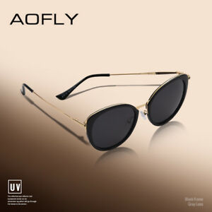 bfd57799e32 Image is loading AOFLY-brand-desing-polarized-sunglasses-for-women-new-