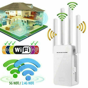 WiFi Range Extender Repeater Wireless Amplifier Router Signal Booster US STOCK