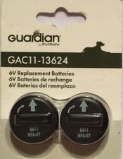 * Six Batteries* Guardian PetSafe 6v Replacement Batteries Gac11-13624