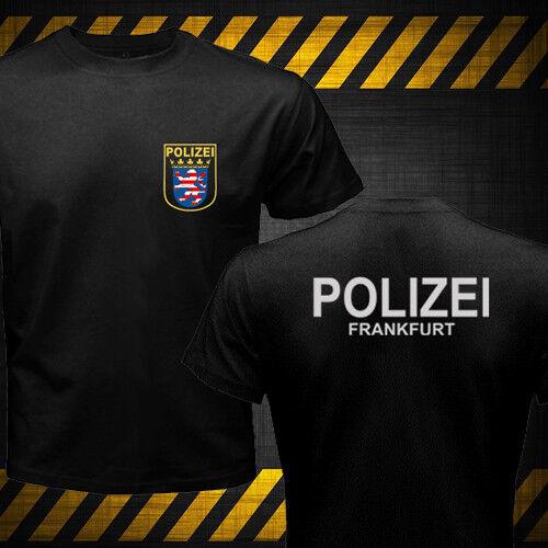 Nouvelle ALLEMAGNE VILLES Berlin Police spéciale Force Bundespolizei GSG-9 T-Shirt
