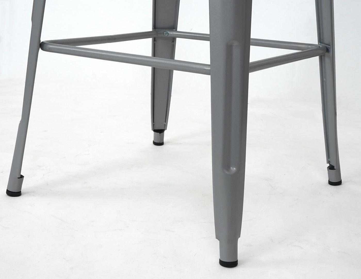 Set sgabelli da bar bar hwc a tavolino design