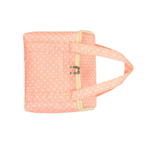 Storage Box Lunch Bag Insulated Thermal Cooler Picnic Tote Handbag LP