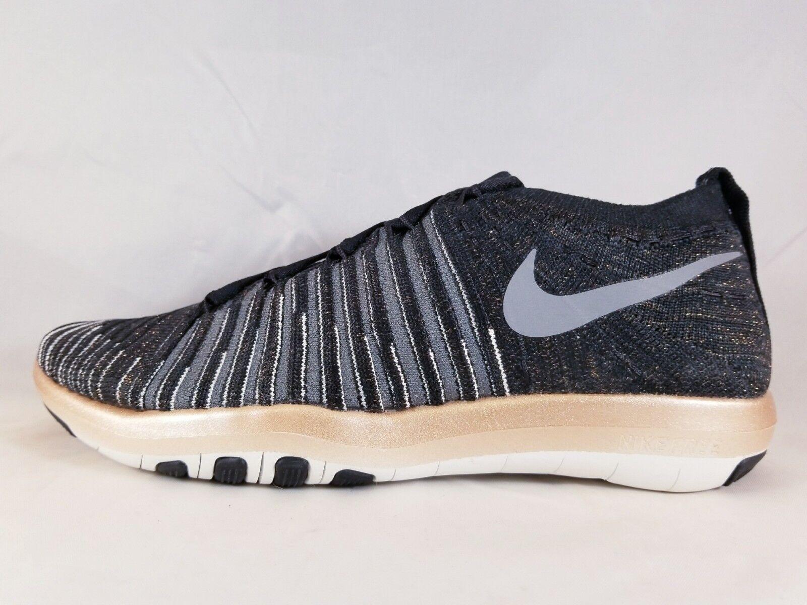 Nike Free Transform Flyknit Women's Running Shoe 833410 005 Size 5