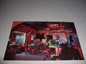 Image Is Loading 1960s The Bhare 039 S Den Restaurant Amp