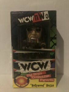 Hollywood-Hogan-WCW-NWO-1998-Wrestling-Bobblehead-NIB-Big-Boys-Collectible-Hulk