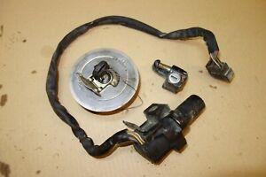 Honda-cbr600-f-cbr-600-f1-PC23-set-of-locks-one-key-helmet-lock-fuel-cap-switch