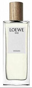 Loewe-001-WOMAN-Eau-De-Parfum-3-4oz-100ml-Women-039-s-spray-New-unbox