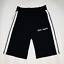 Palm Angels sports Short pants three bars side zipper casual pants /& Accessories