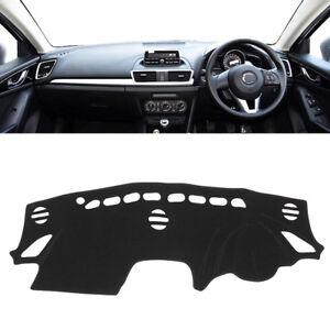 1pc Car Dash Cover Mat Dashboard Pad Interior Dashmat For Mazda 3 Bm