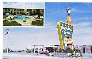 America-Postcard-Holiday-Inn-Pecos-Texas-A9723