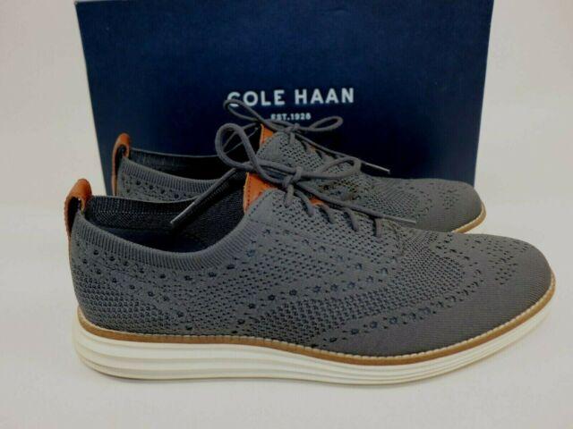 COLE HAAN Size 8 Men's Magnet Grey OG