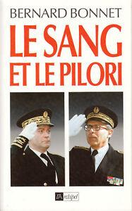 Livre-le-sang-et-le-pilori-Bernard-Bonnet-book