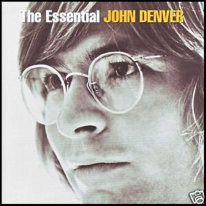 JOHN-DENVER-2-CD-THE-ESSENTIAL-CD-70-039-s-COUNTRY-GREATEST-HITS-BEST-OF-NEW