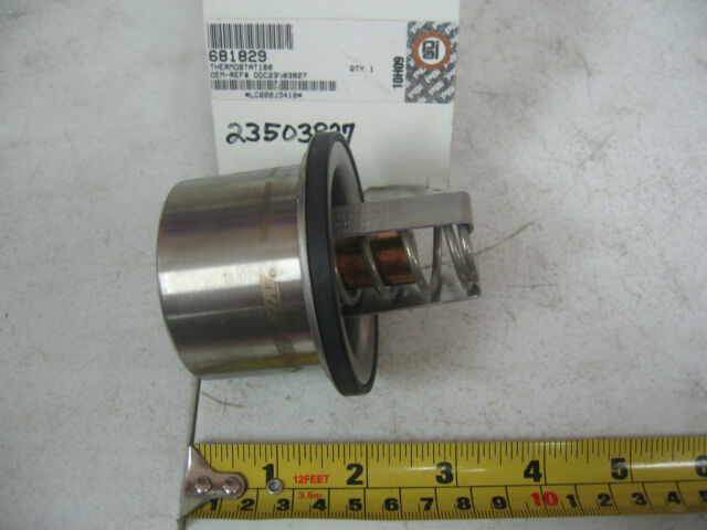 # 23503827 160° Non-Vented Thermostat for a Detroit Series 60 PAI # 681829 Ref