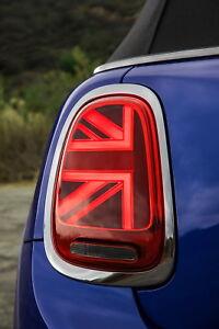 Genuine MINI Left and Right Night Jack Mirror Caps