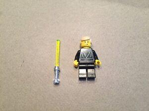 4480 Excellent Rare Original Jedi Master Luke Skywalker LEGO Star Wars