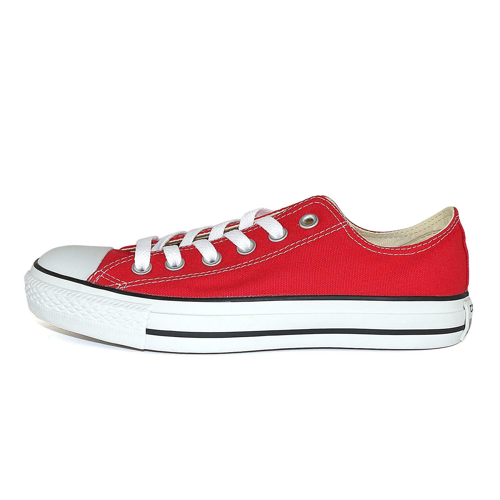 Converse Chuck Taylor All Star Star Star Ox cortos Unisex zapatos m9696c, rojo, 50664  ofreciendo 100%