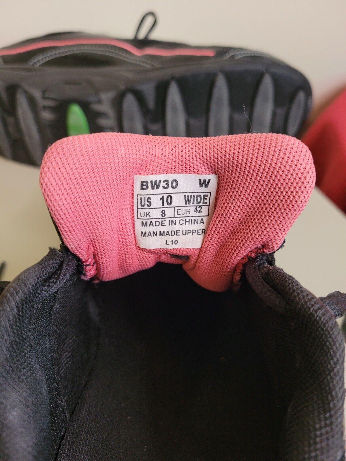 Aetrex Black/Hot Pink Bodyworks Toning Women's 10… - image 5
