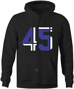 034-THE-45-034-Hoodie-to-match-Air-Retro-11-034-SPACE-JAM-034-2016