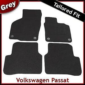 Volkswagen-VW-Passat-CC-2008-2017-Tailored-Carpet-Car-Floor-Mats-GREY