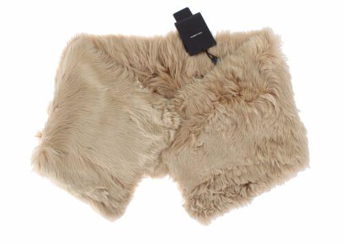 Nuova Alpaca Colletto Scialle Sciarpa Gabbana Spalla Etichetta Con Beige Dolce rqAwO8rg