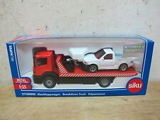 Mercedes Benz atego recovery breakdown truck 1/55 siku 2712 free shipping