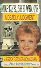 A Deadly Judgment by Jessica Fletcher (Paperback, 1996)