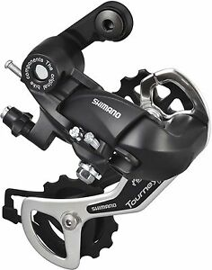 SHIMANO-TOURNEY-RD-TY500-REAR-DERAILLEUR-MECH-6-7-SPEED-Replaces-RD-TX55