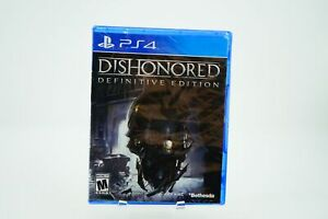Dishonored-Definitive-Edition-Playstation-4-Brand-New-PS4