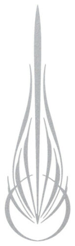 High-Quality Vinyl Pinstripe//Scroll Decal Many Colors /& Sizes Free Shipping!