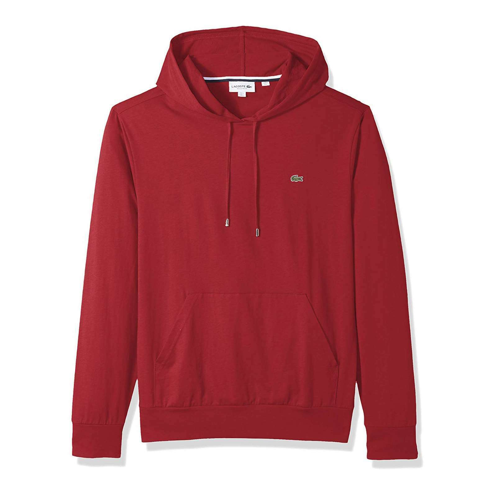 Herren Lacoste Hoodie ROT Pullover TH9349 2018 Collection NEW