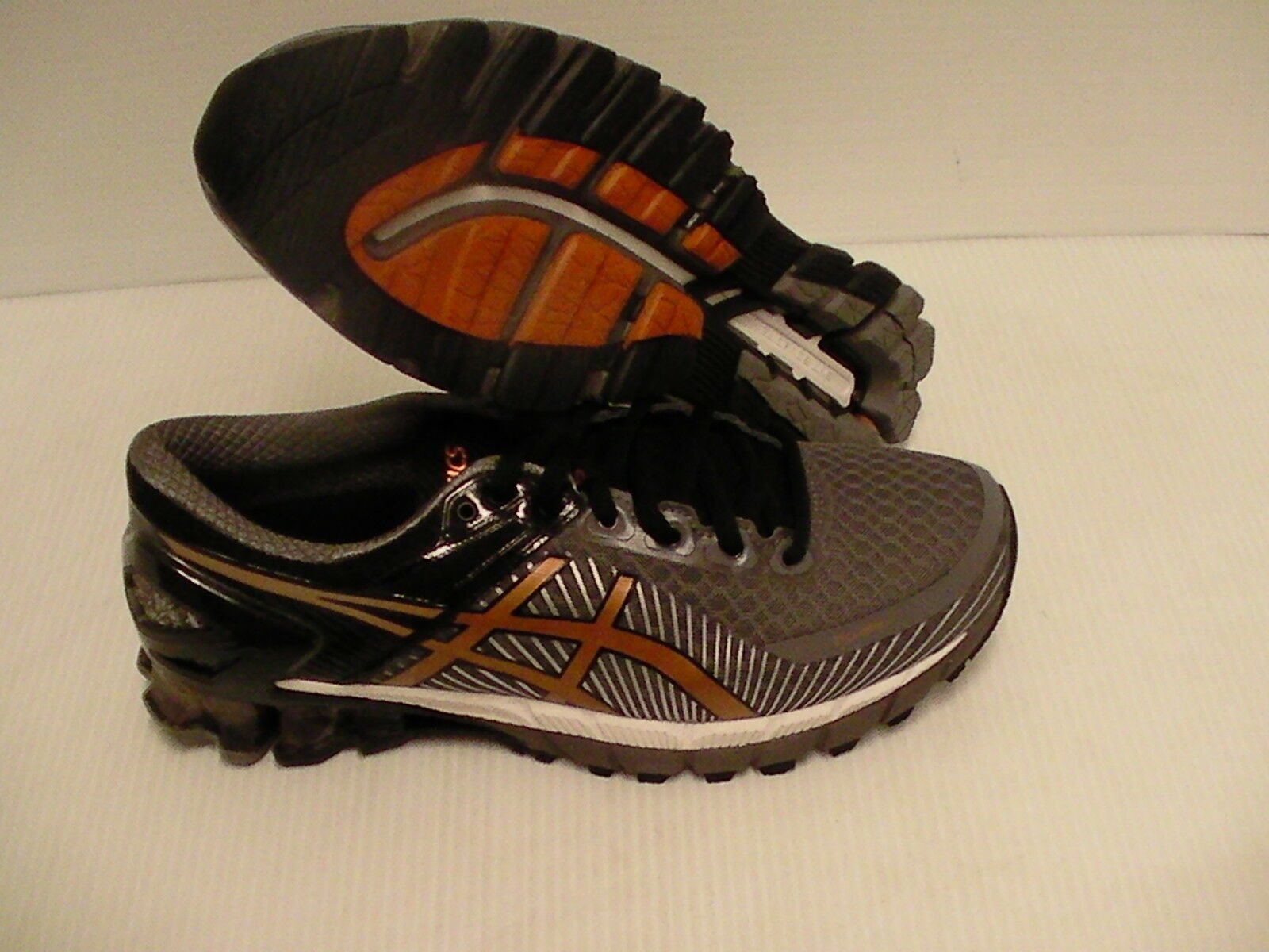 Asics herren gel kinsei 6 running running running schuhe carbon copper schwarz Größe 7.5 us 2c7e46