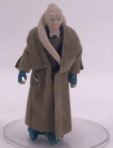 Vintage 1983 Kenner Star Wars Figures Near Complete Rare ROTJ Bib Fortuna Toy