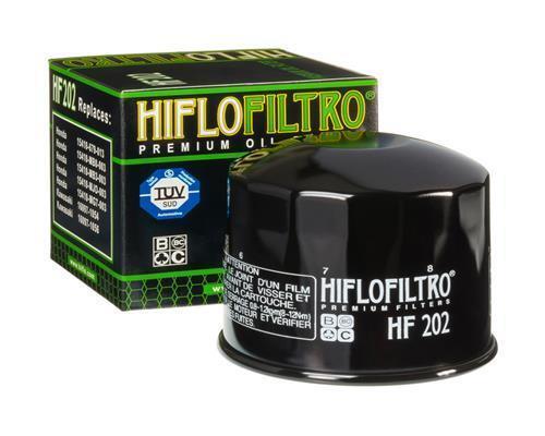 450-750 ccm VN Ölfilter Hiflo HF202 Kawasaki-Modelle EN GPZ