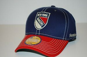 New York Rangers Reebok NHL Winter Classic Flex Fit Hockey Cap Hat S ... 2fe02263a