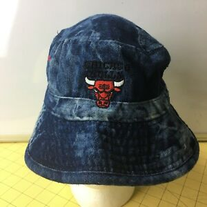 Chicago-Bulls-Mitchell-amp-Ness-Nostalgia-Co-M-L-Hat-Cap-Caps-Hats-Snapbacks