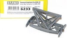 Brawa H0 6233 Seilbahn Turmmast Kopfstück - NEU + OVP