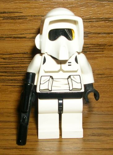 5 LEGO Star Wars minifig aussuchangebot personaggio maschio mini personaggio