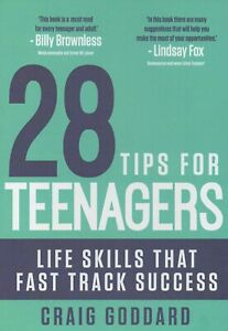 28-Tips-for-Teenagers-Life-Skills-Fast-Track-Success-C-Goddard-KIDS-Book