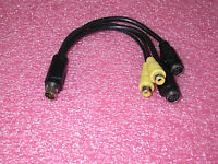 Ati 9-pin Cable For Video Input/video Output P/n 6110018100 Brand