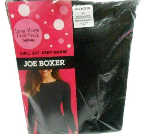 Joe Boxer Long Sleeve Crew Neck Thermal