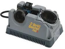 Drill Doctor DD750X Darex Electric Drill Bit Sharpener Kit w/ Carrying Case