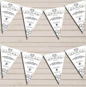 Hearts-Party-Decoration-Diamond-60th-Wedding-Anniversary-Bunting-Party-Banner