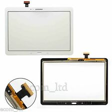 """SAMSUNG GALAXY NOTE P600 10.1"""" WHITE DIGITIZER TOUCH SCREEN GLASS LENS P601 P605"""