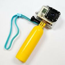 New GoPro Hero3 3+ Camera Mount Handheld Grip Float Stick Monopod SJ4000 SJ6000