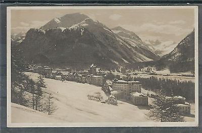 Professioneller Verkauf Schweiz Sw-foto Ak Aus Dem Rosegtal 1927 Nach Berlin Gelaufen Angenehm Bis Zum Gaumen Briefmarken