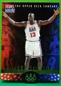 Shaquille-O-039-Neal-card-1996-Upper-Deck-USA-Basketball-18