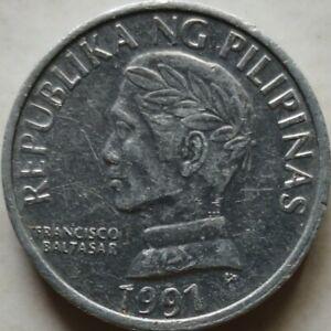 Philippines 1991 10 Sentimos coin